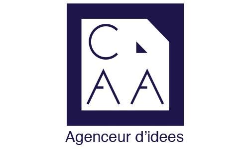 Logo de CAA Agencement