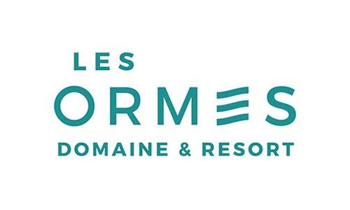 Logo du Domaine des Ormes